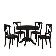 black kitchen u0026 dining room sets you u0027ll love wayfair