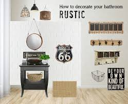 decorating advice you asked how to decorate a bathroom rusticfunky junk interiors