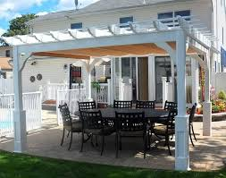 Pergola With Fabric by Fabric Canopy For Pergola Home Design U0026 Architecture Cilif Com