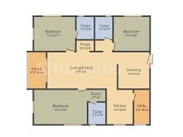 floor plans for my home my home avatar in narsingi hyderabad price floor plans photos