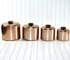 cool kitchen canisters copper kitchen canisters set yellow and white striped canister set