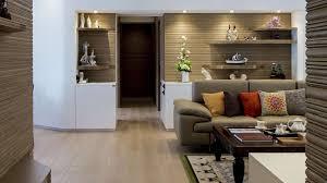 Living Room Furniture Hong Kong A Hong Kong Apartment Shows How Wood Panels Can Add Character