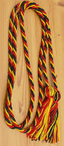 braided honor cords from graduationproduct com come in 30 colors