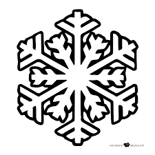 copos de nieve para colorear disney pinterest anna
