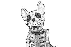 no bones about it animal skeletons are for halloween wsj