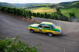 opel rally car opel ascona