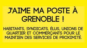 bureau de poste à proximité pétition direction départementale de la poste isère habitants et