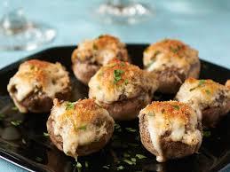 stuffed mushrooms recipe myrecipes