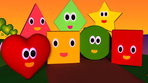 the shapes song nursery rhymes nursery rhymes with lyrics