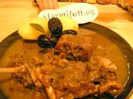 recette de cuisine civet de chevreuil civet de chevreuil recette chevreuil recette chevreuil et marmiton