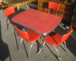 1950s kitchen table stunning vintage kitchen table and chairs