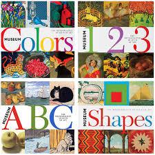 art books for kids the met store