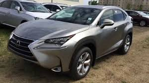lexus atomic silver new atomic silver 2015 lexus nx 200t awd executive package in