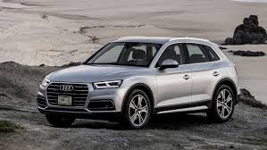 audi mini suv audi q5 2017 review a small suv that s big on tech alphr