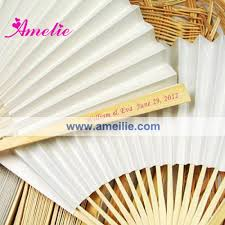 personalized folding fans 2014 wholesale personalized handmade fans as unique useful
