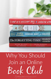 why you should join an book club