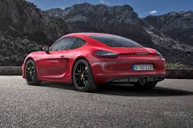 porsche cayman red porsche boxster gts and cayman gts revealed pictures porsche