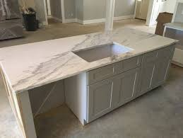 marble countertops new alabama white marble countertops look horrible