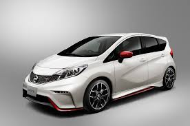 nissan almera year end promotion 2014 nissan note nismo is japan u0027s next hatch motor trend wot