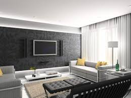 accent living room tables black and white living room with accent color strip covered accent