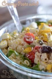 pasta salad with mayo creamy pasta salad recipe with mayo amira s pantry