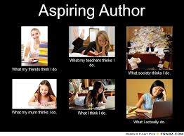 Author Meme - image 422370 what people think i do what i really do know