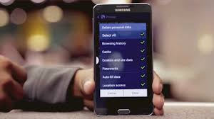 how to enable cookies on android phone ee samsung galaxy note 3 how do i clear cookies cache and
