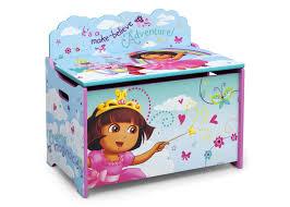 Dora Rocking Chair Dora The Explorer Toy Box Delta Children U0027s Products