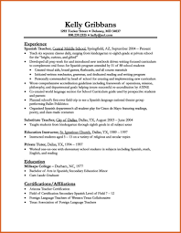 Sample Resume For Assistant Teacher by 100 Resume For Teacher Assistant With No Experience