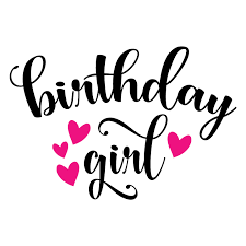 birthday girl birthday girl by newsvgart design bundles