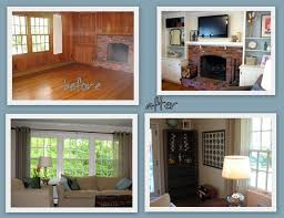 wood paneling makeover ideas wood paneling makeover an idea for the walls best house design