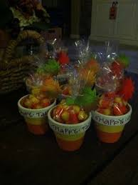 autumn harvest treat bags and toppers set of 12 thanksgiving