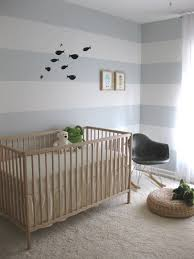 Ikea Mini Crib by Modern Ikea Sniglar Crib With Flowy Crib Skirt For The Home