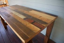 Diy Reclaimed Wood Desk Modern Reclaimed Wood Desk Home Design Ideas