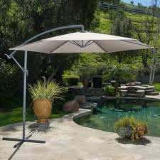 11 Foot Patio Umbrella Patio Umbrellas You U0027ll Love Wayfair