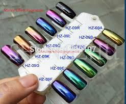 chinese supplier mirror effect chameleon pigment chrome powder for