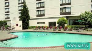 red lion hotel u0026 conference center seattle renton wa youtube
