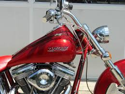 used 2002 big dog motorcycles bull dog w candy apple red