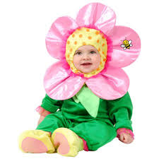 Infant Toddler Halloween Costumes Flower Baby Infant Toddler Halloween Costume Walmart