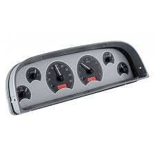 1960 1963 chevy c10 gauge cluster vhx instruments dakota digital