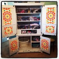 drab to fab armoire makeover tv armoire clothes storage and