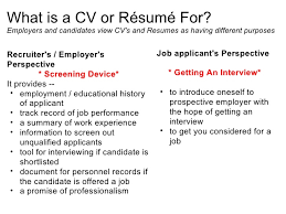cv vs resume the differences cv or resume definition differences jobsxs