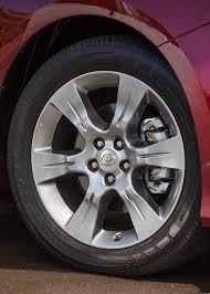 lexus wheels on sienna toyota creates the ultimate off road sienna minivan monster