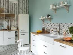 castorama papier peint cuisine papier peint lessivable cuisine quelle couleur pour les murs dune
