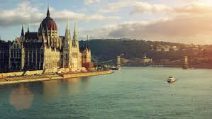 which capital cities stand on the danube river reference com
