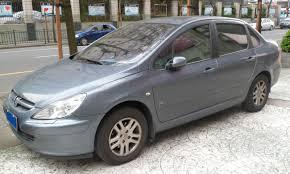 peugeot sedan file peugeot 307 sedan china 2012 04 14 jpg wikimedia commons