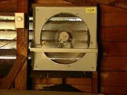 gable attic fan installation how to install a solar powered attic fan how tos diy