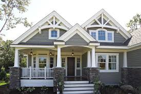 Craftsman House For Sale Love This Exterior Everything About It Floor Plan Is Too Small