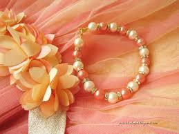 simple pearl bracelet images Simple pearl bracelet tutorial a little love everyday jpg