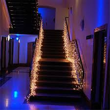 Large Outdoor Christmas Decorations For Sale by Aliexpress Com Buy Led Waterfall Light Icicle Stripe Window